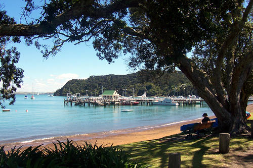 Russell, Bay of Islands, NZ