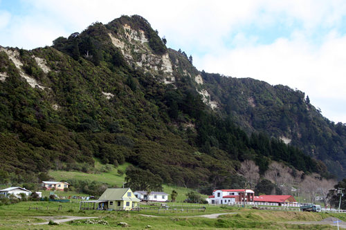 East Cape nz Accommodation te Araroa East Cape nz