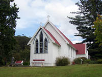 Church, Kerikeri