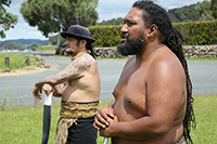 War Canoe Experience, Bay of Islands, New Zealand