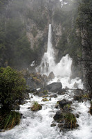 Tarawera Falls, Bay of Plenty, NZ