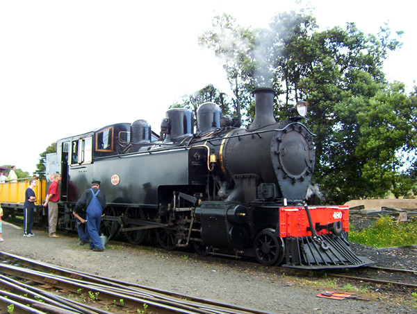 Glenbrook Vintage Railway, South Auckland, NZ.