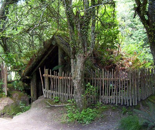 The Buried Village
