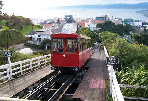 Wellington Cable Car: Ship Of Fools: Heaven: The SoF Railway Enthusiasts' Thread